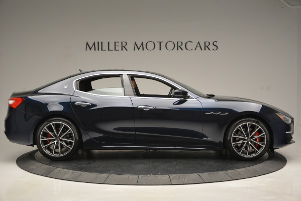 New 2019 Maserati Ghibli S Q4 GranLusso for sale Sold at Bentley Greenwich in Greenwich CT 06830 13