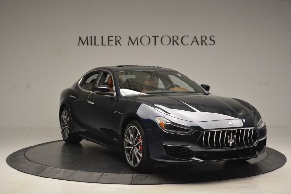 New 2019 Maserati Ghibli S Q4 GranLusso for sale Sold at Bentley Greenwich in Greenwich CT 06830 16