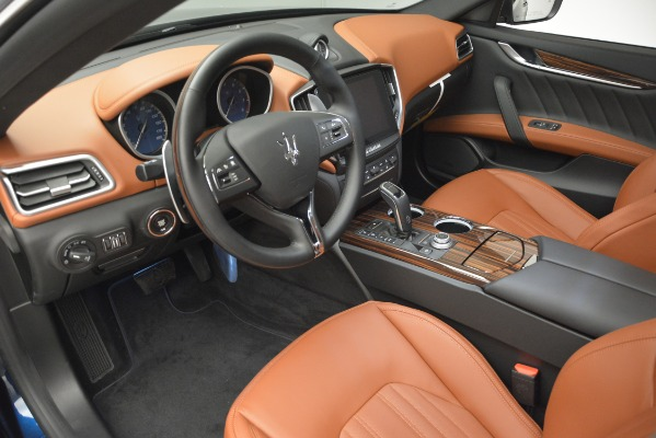 New 2019 Maserati Ghibli S Q4 GranLusso for sale Sold at Bentley Greenwich in Greenwich CT 06830 19