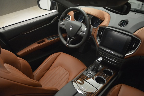 New 2019 Maserati Ghibli S Q4 GranLusso for sale Sold at Bentley Greenwich in Greenwich CT 06830 24