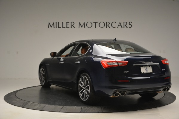 New 2019 Maserati Ghibli S Q4 GranLusso for sale Sold at Bentley Greenwich in Greenwich CT 06830 7