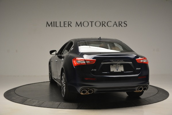 New 2019 Maserati Ghibli S Q4 GranLusso for sale Sold at Bentley Greenwich in Greenwich CT 06830 8