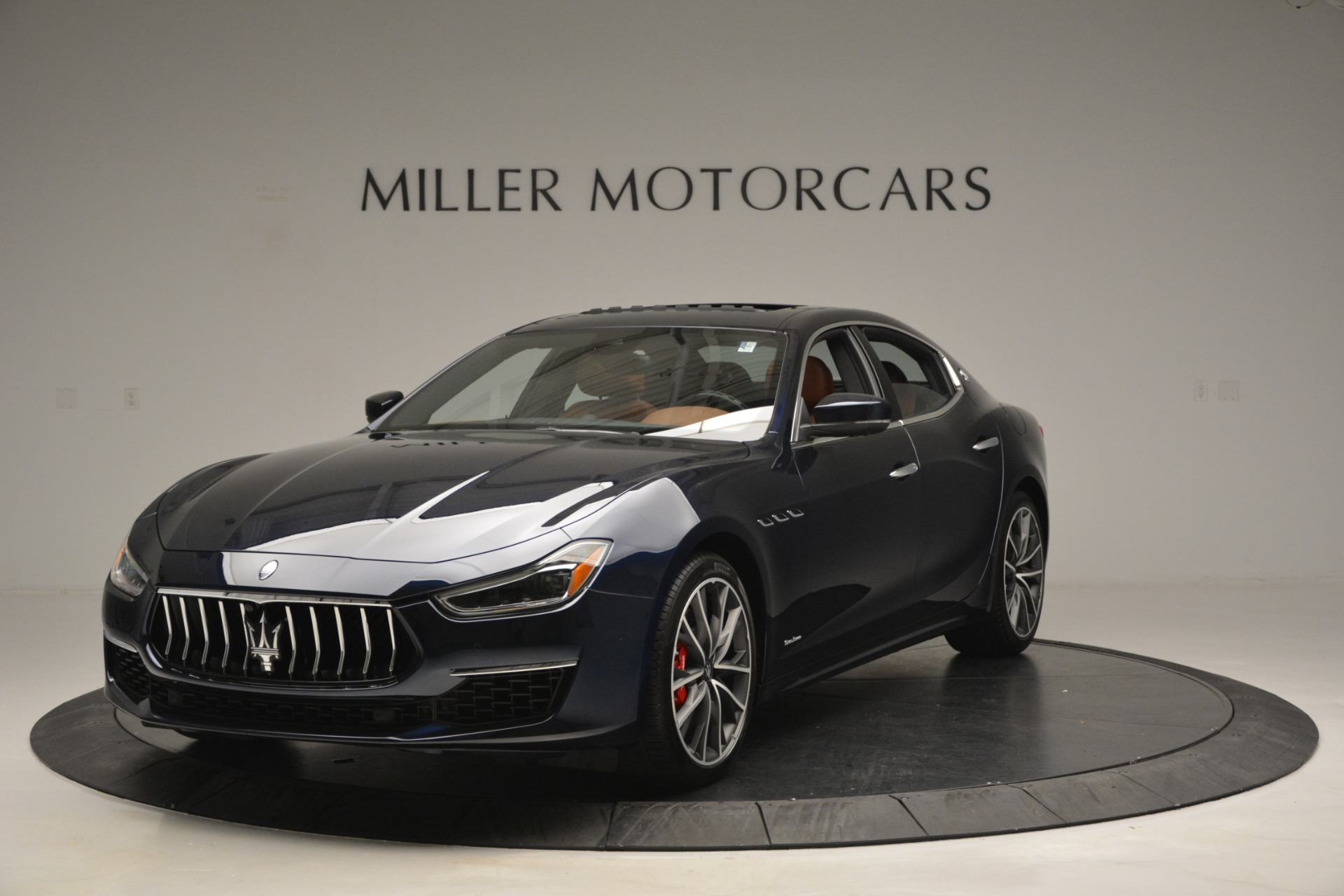 New 2019 Maserati Ghibli S Q4 GranLusso for sale Sold at Bentley Greenwich in Greenwich CT 06830 1