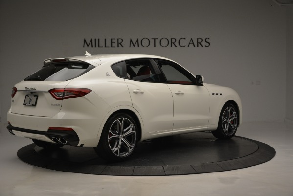 New 2019 Maserati Levante GTS for sale $130,910 at Bentley Greenwich in Greenwich CT 06830 10