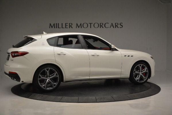 New 2019 Maserati Levante GTS for sale $130,910 at Bentley Greenwich in Greenwich CT 06830 11