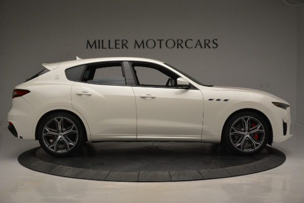 New 2019 Maserati Levante GTS for sale $130,910 at Bentley Greenwich in Greenwich CT 06830 12