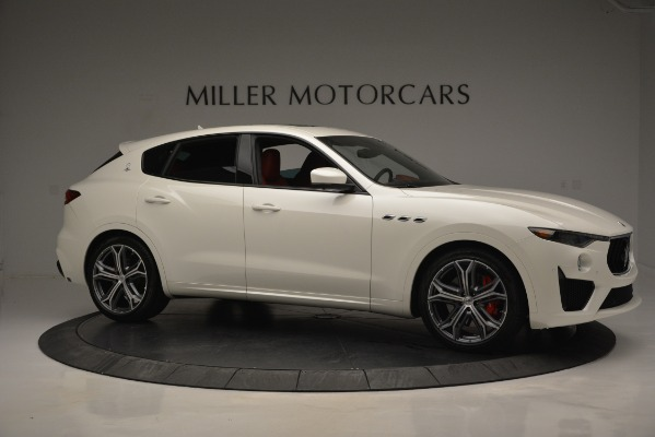 New 2019 Maserati Levante GTS for sale $130,910 at Bentley Greenwich in Greenwich CT 06830 13