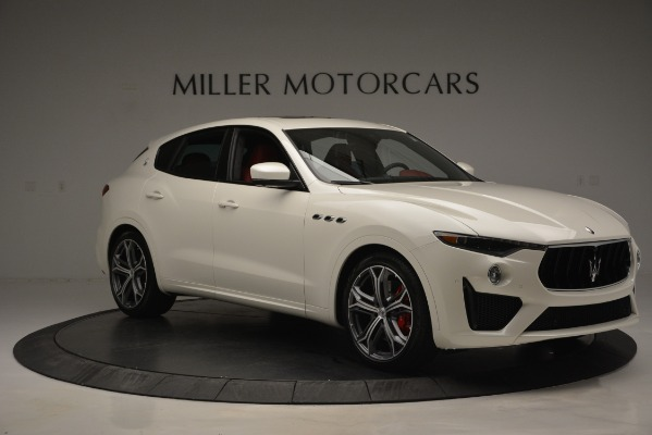 New 2019 Maserati Levante GTS for sale $130,910 at Bentley Greenwich in Greenwich CT 06830 14