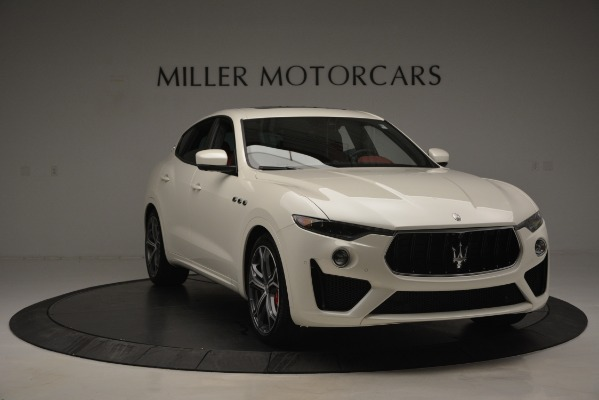 New 2019 Maserati Levante GTS for sale $130,910 at Bentley Greenwich in Greenwich CT 06830 15