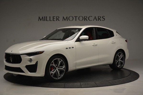 New 2019 Maserati Levante GTS for sale $130,910 at Bentley Greenwich in Greenwich CT 06830 2
