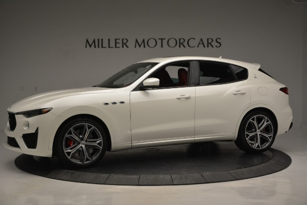 New 2019 Maserati Levante GTS for sale $130,910 at Bentley Greenwich in Greenwich CT 06830 3