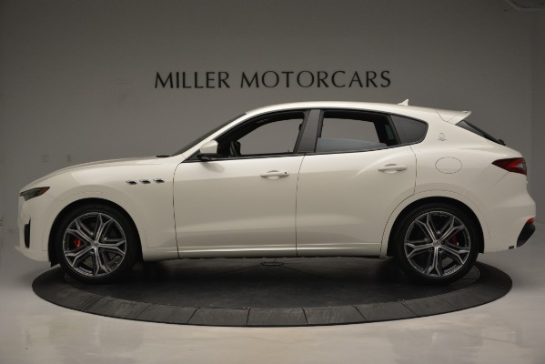 New 2019 Maserati Levante GTS for sale $130,910 at Bentley Greenwich in Greenwich CT 06830 4