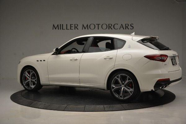 New 2019 Maserati Levante GTS for sale $130,910 at Bentley Greenwich in Greenwich CT 06830 5