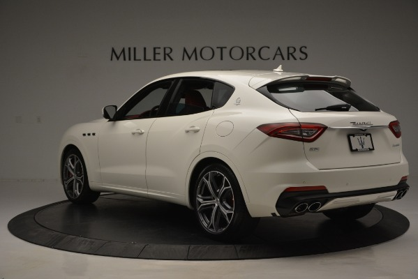 New 2019 Maserati Levante GTS for sale $130,910 at Bentley Greenwich in Greenwich CT 06830 6