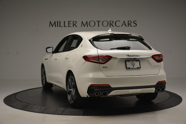 New 2019 Maserati Levante GTS for sale $130,910 at Bentley Greenwich in Greenwich CT 06830 7
