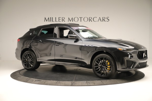 New 2019 Maserati Levante Trofeo for sale Sold at Bentley Greenwich in Greenwich CT 06830 10