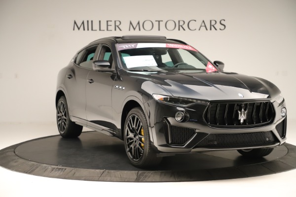 New 2019 Maserati Levante Trofeo for sale Sold at Bentley Greenwich in Greenwich CT 06830 11