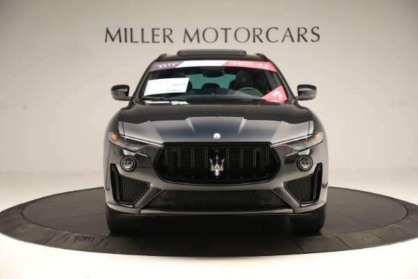 New 2019 Maserati Levante Trofeo for sale Sold at Bentley Greenwich in Greenwich CT 06830 12