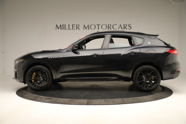 New 2019 Maserati Levante Trofeo for sale Sold at Bentley Greenwich in Greenwich CT 06830 3