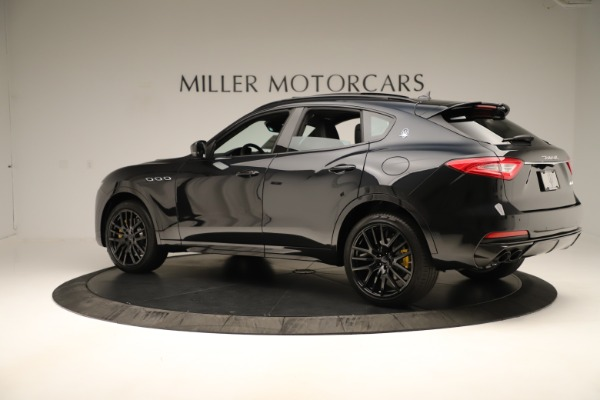 New 2019 Maserati Levante Trofeo for sale Sold at Bentley Greenwich in Greenwich CT 06830 4