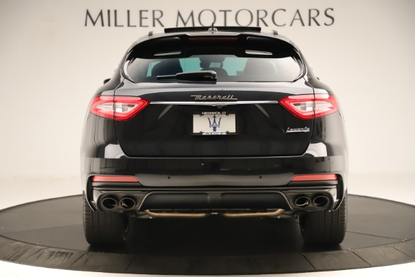 New 2019 Maserati Levante Trofeo for sale Sold at Bentley Greenwich in Greenwich CT 06830 6