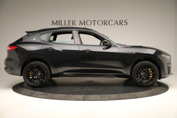 New 2019 Maserati Levante Trofeo for sale Sold at Bentley Greenwich in Greenwich CT 06830 9