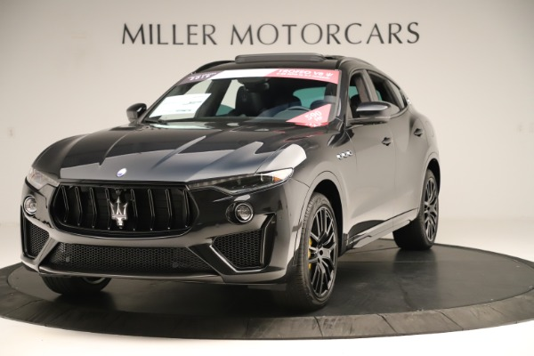 New 2019 Maserati Levante Trofeo for sale Sold at Bentley Greenwich in Greenwich CT 06830 1