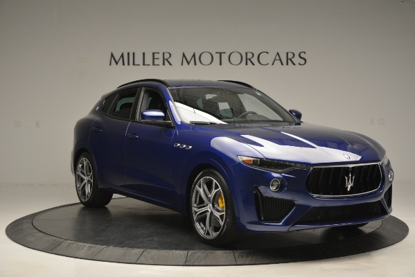 New 2019 Maserati Levante GTS for sale Sold at Bentley Greenwich in Greenwich CT 06830 16