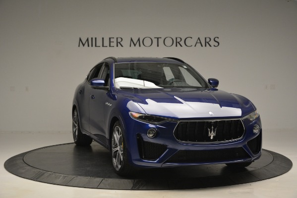 New 2019 Maserati Levante GTS for sale Sold at Bentley Greenwich in Greenwich CT 06830 17