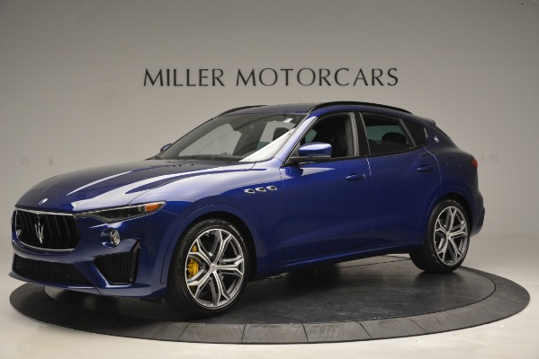 New 2019 Maserati Levante GTS for sale Sold at Bentley Greenwich in Greenwich CT 06830 2