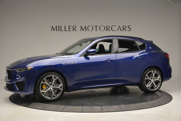 New 2019 Maserati Levante GTS for sale Sold at Bentley Greenwich in Greenwich CT 06830 3