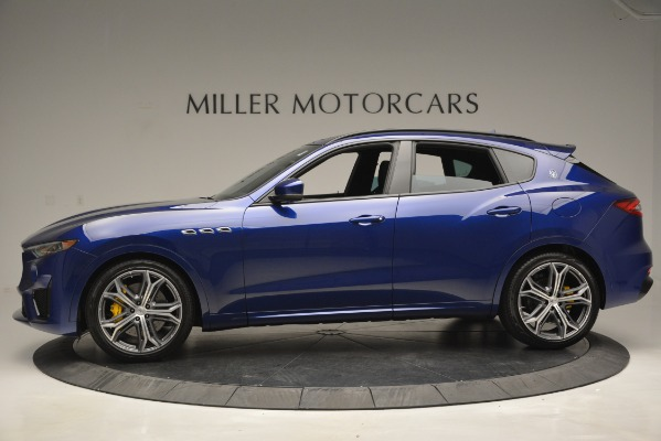 New 2019 Maserati Levante GTS for sale Sold at Bentley Greenwich in Greenwich CT 06830 4