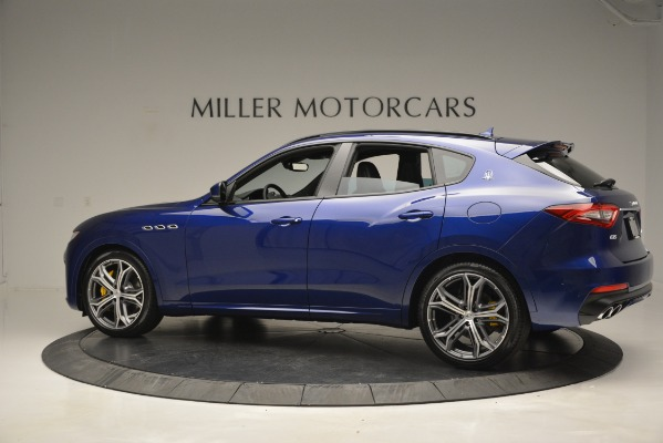 New 2019 Maserati Levante GTS for sale Sold at Bentley Greenwich in Greenwich CT 06830 6