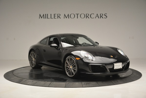 Used 2017 Porsche 911 Carrera 4S for sale Sold at Bentley Greenwich in Greenwich CT 06830 10