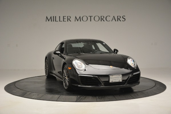 Used 2017 Porsche 911 Carrera 4S for sale Sold at Bentley Greenwich in Greenwich CT 06830 11