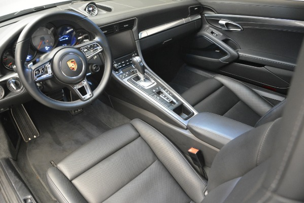 Used 2017 Porsche 911 Carrera 4S for sale Sold at Bentley Greenwich in Greenwich CT 06830 14