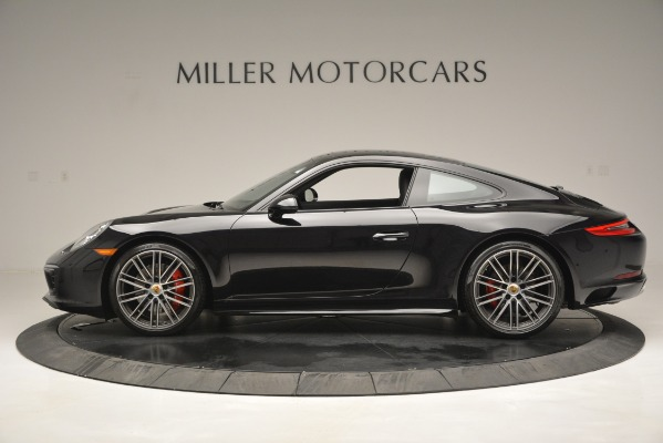 Used 2017 Porsche 911 Carrera 4S for sale Sold at Bentley Greenwich in Greenwich CT 06830 3