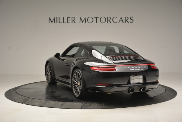 Used 2017 Porsche 911 Carrera 4S for sale Sold at Bentley Greenwich in Greenwich CT 06830 5
