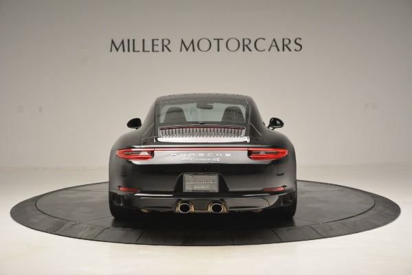 Used 2017 Porsche 911 Carrera 4S for sale Sold at Bentley Greenwich in Greenwich CT 06830 6