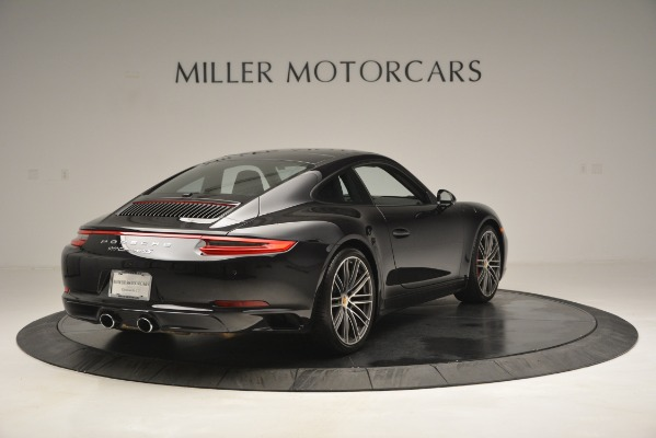 Used 2017 Porsche 911 Carrera 4S for sale Sold at Bentley Greenwich in Greenwich CT 06830 7