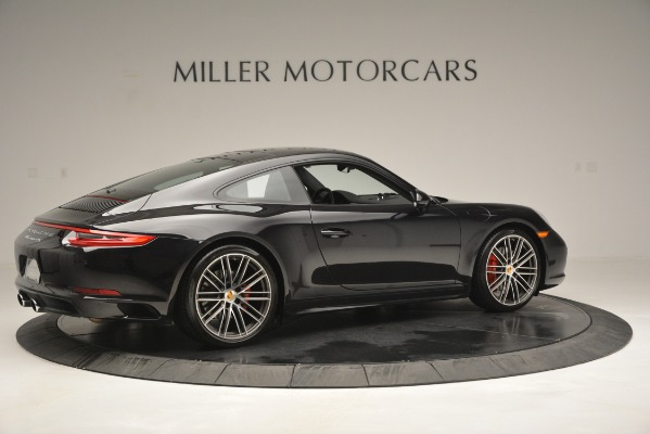 Used 2017 Porsche 911 Carrera 4S for sale Sold at Bentley Greenwich in Greenwich CT 06830 8