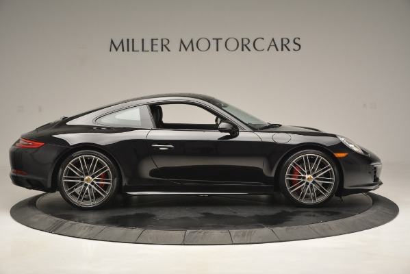 Used 2017 Porsche 911 Carrera 4S for sale Sold at Bentley Greenwich in Greenwich CT 06830 9
