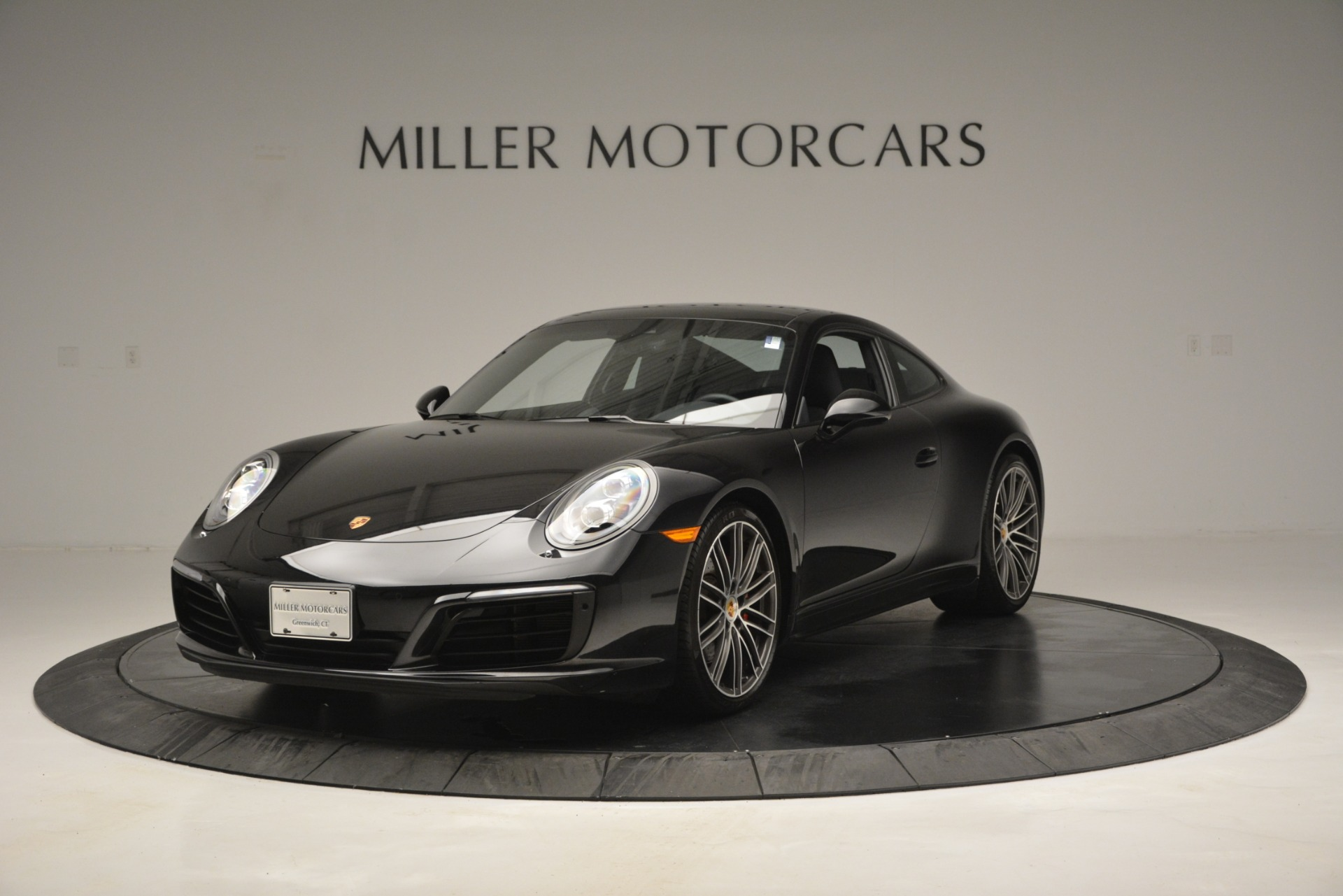 Used 2017 Porsche 911 Carrera 4S for sale Sold at Bentley Greenwich in Greenwich CT 06830 1