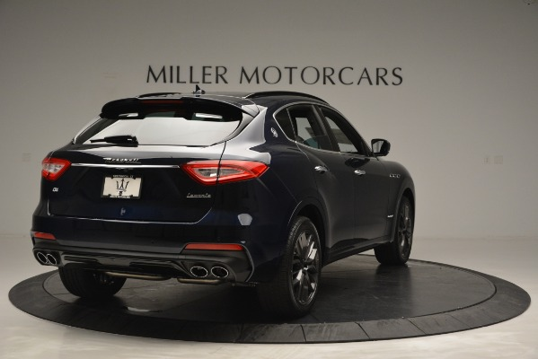 New 2019 Maserati Levante Q4 GranSport for sale Sold at Bentley Greenwich in Greenwich CT 06830 10