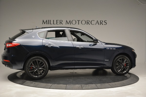 New 2019 Maserati Levante Q4 GranSport for sale Sold at Bentley Greenwich in Greenwich CT 06830 12