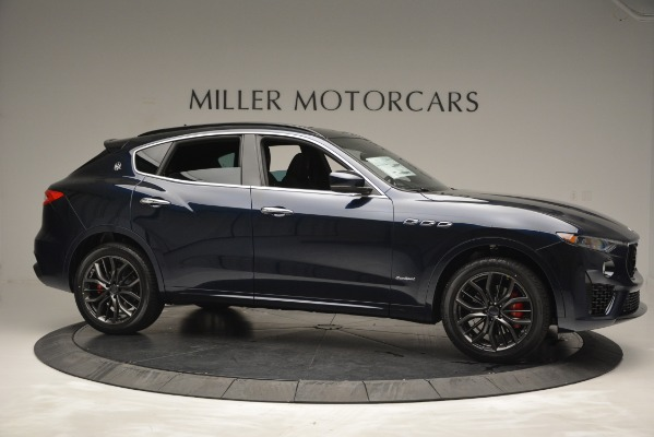 New 2019 Maserati Levante Q4 GranSport for sale Sold at Bentley Greenwich in Greenwich CT 06830 14