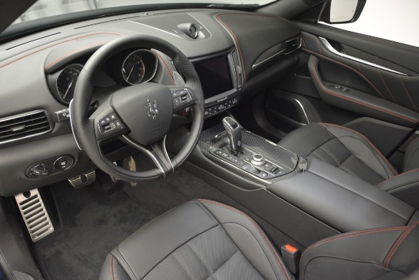 New 2019 Maserati Levante Q4 GranSport for sale Sold at Bentley Greenwich in Greenwich CT 06830 19