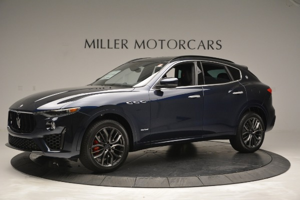 New 2019 Maserati Levante Q4 GranSport for sale Sold at Bentley Greenwich in Greenwich CT 06830 2