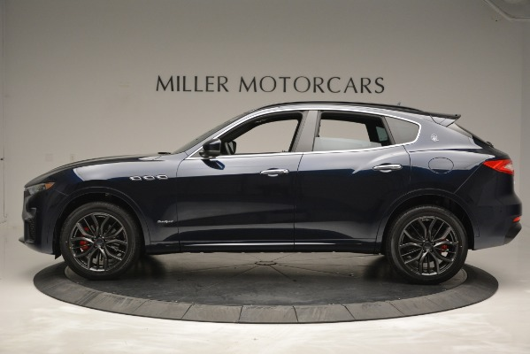 New 2019 Maserati Levante Q4 GranSport for sale Sold at Bentley Greenwich in Greenwich CT 06830 4
