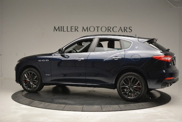 New 2019 Maserati Levante Q4 GranSport for sale Sold at Bentley Greenwich in Greenwich CT 06830 5